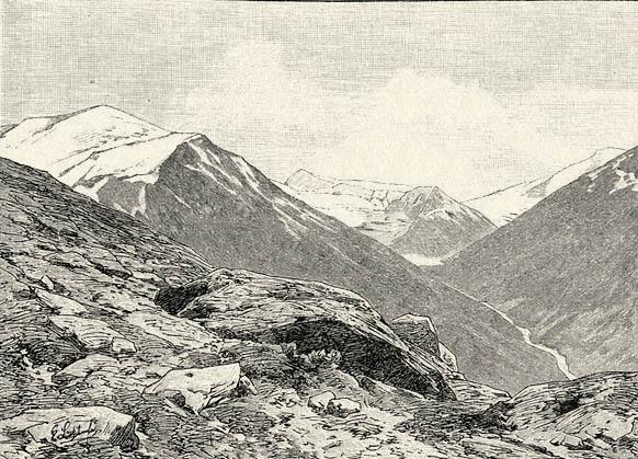 Térkép: Tirol, Kelet-Tirol Ausztriában és Dél-Tirol Olaszországban ()